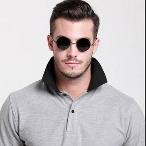 Premium Classic Fashion Polarized Round Sunglasses